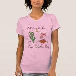 El día de San Valentín feliz Camiseta