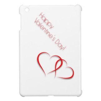 El día de San Valentín feliz iPad Mini Carcasas