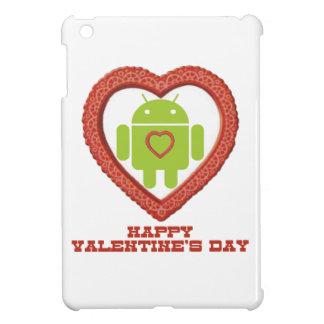 El día de San Valentín feliz (insecto Droid dos