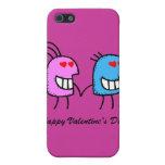 El día de San Valentín feliz iPhone 5 Cobertura