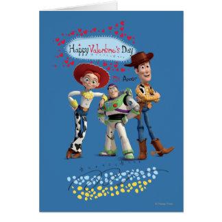 El día de San Valentín feliz, MI Amor Tarjeta De Felicitación