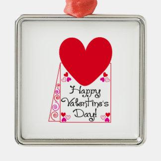 ¡El día de San Valentín feliz