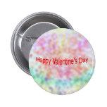 El día de San Valentín feliz Pin