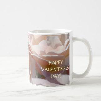 ¡EL DÍA DE SAN VALENTÍN FELIZ! Regalos rosados de  Taza De Café