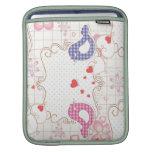 El día de San Valentín Funda Para iPads