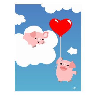 El día de San Valentín: Las alas de la postal del