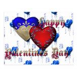 El día de San Valentín Postales