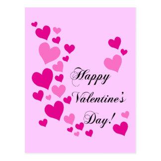 El día de San Valentín Tarjetas Postales