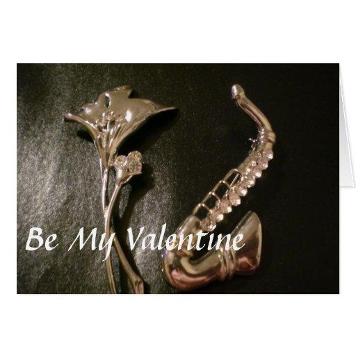 El día de San Valentín Tarjeton