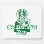El día de St Patrick Alfombrillas De Ratones