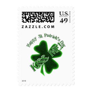 ¡El día de St Patrick - béseme! (inclinación) Envio