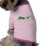 El día de St Patrick Camisas De Mascota