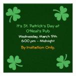 El día de St Patrick Comunicado