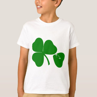 El día de St Patrick - consiga 3 afortunados + 1 Playera