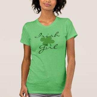 El día de St Patrick de las mujeres irlandesas del T-shirt