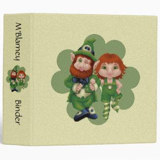 El día de St Patrick del arte del pixel de Lepreca