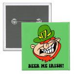 El día de St Patrick divertido Pin