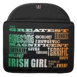 El día de St Patrick: El chica irlandés más grande