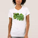 ¡El día de St Patrick feliz! Camisetas