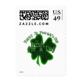 El día de St Patrick feliz - irlandés por un día Envio