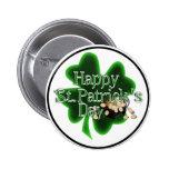 El día de St Patrick feliz - mina de oro