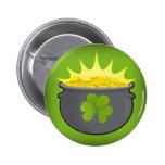 ¡El día de St Patrick feliz! Pins