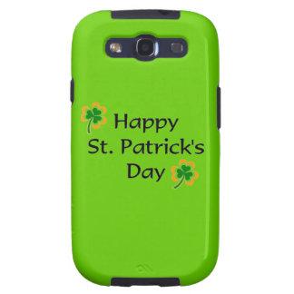 El día de St Patrick Samsung Galaxy SIII Funda
