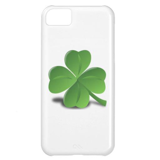 El día de St Patrick Funda Para iPhone 5C