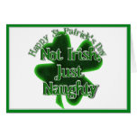 El día de St Patrick - no irlandés, apenas travies