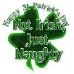El día de St Patrick - no irlandés, apenas travies Esculturas Fotograficas