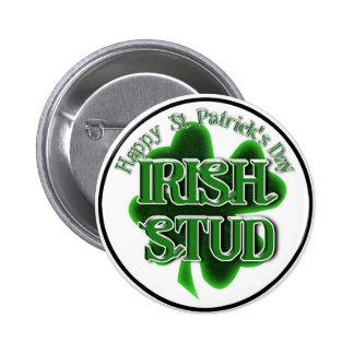 El día de St Patrick - perno prisionero irlandés Pins