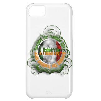 El día de St Patrick que guarda el caso vivo de la Funda Para iPhone 5C