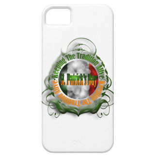 El día de St Patrick que guarda el caso vivo de la Funda Para iPhone SE/5/5s