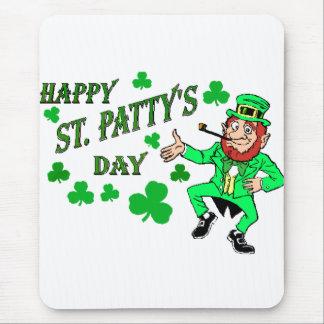 El día de St Patrick Alfombrilla De Ratón