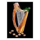 ¡El día de St Patrick - van los irlandeses! Felicitaciones