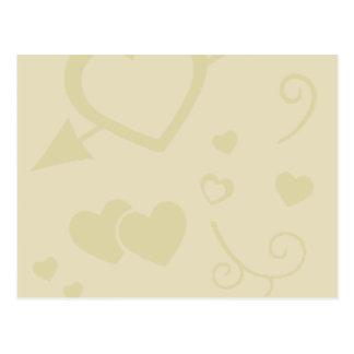 El día de Valetine Postales