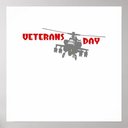 El día de veterano posters
