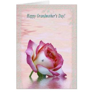 ¡El día del abuelo feliz! Tarjeta De Felicitación
