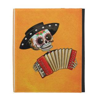 El día del Mariachi muerto del EL del esqueleto
