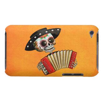 El día del Mariachi muerto del EL del esqueleto Case-Mate iPod Touch Fundas