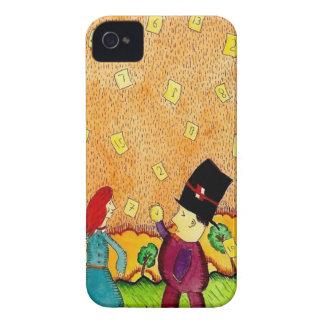 """""""El día del mes"""" (AAPL i4) Funda Para iPhone 4 De Case-Mate"""