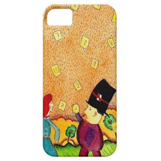 """""""El día del mes"""" (AAPL i5s) iPhone 5 Carcasa"""