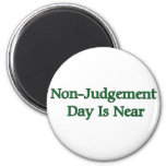 El día del No-Juicio está cerca Imanes De Nevera