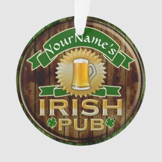 El día del Pub de St Patrick irlandés conocido