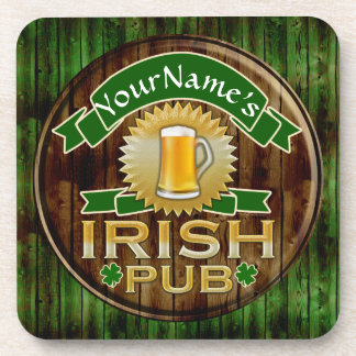 El día del Pub de St Patrick irlandés conocido Posavaso