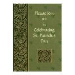 El día del St Patricks invita Invitación Personalizada