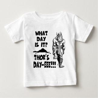 ¡El Día-eee del Thor!!! Remeras