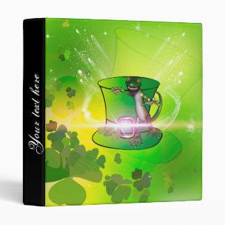El día, el gorra verde y el gecko de St Patrick