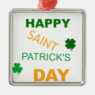 El día feliz de San Patricio Ornato
