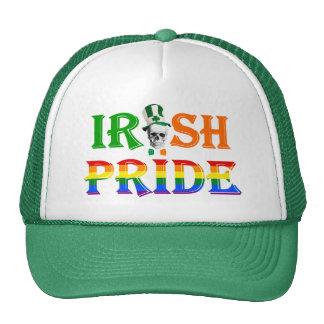 El día gay de St Patrick irlandés del orgullo Gorras De Camionero